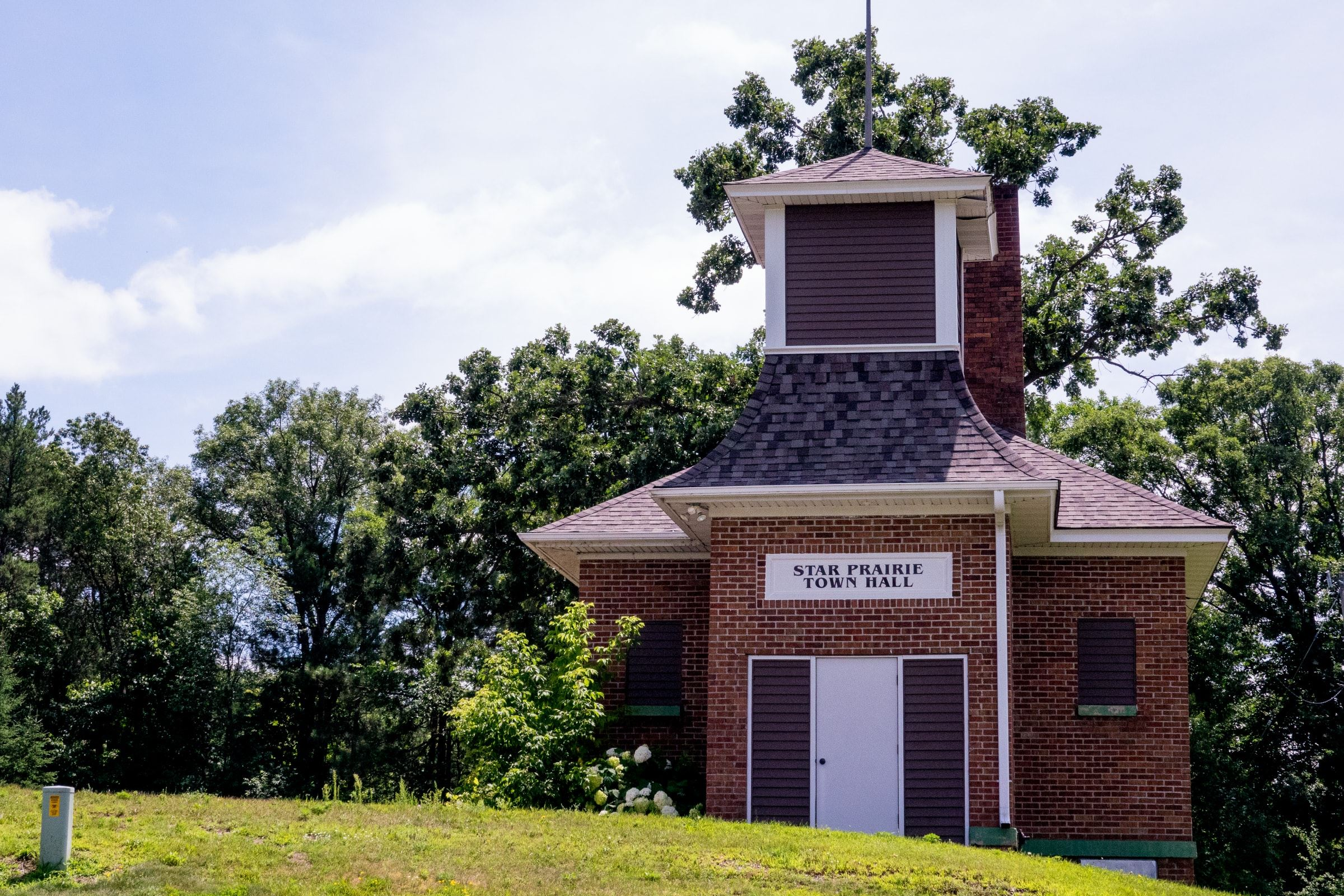 Star Prairie Town Hall